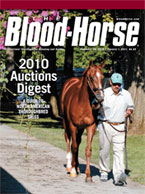 2010 Auctions Digest: A Guide to North American Thoroughbred Sales