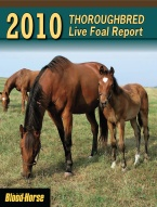 2010 Thoroughbred Live Foal Report
