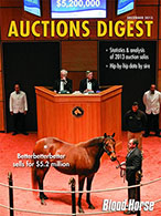 2013 Auctions Digest: A Guide to North American Thoroughbred Sales