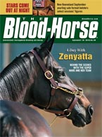 A Day With Zenyatta: Behind The Scenes With The Super Mare And Her Team