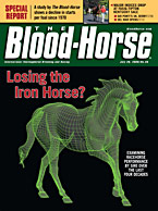 Losing the Iron Horse? 