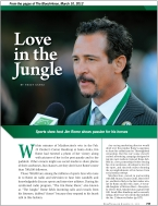 Love in the Jungle: Jim Rome Shows Passion for his Horses