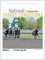 National Stakes Conditions Book - 2nd Quarter 2013