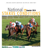 National Stakes Conditions Book - 2nd Quarter 2014