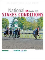 National Stakes Conditions Book - 3rd Quarter 2013