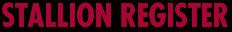 Stallion Register
